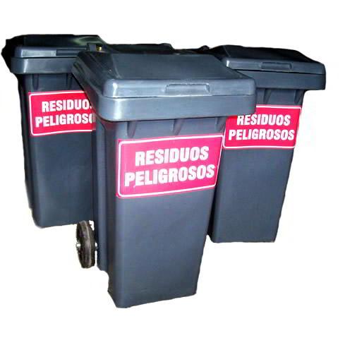 Contenedores de Residuos Peligrosos