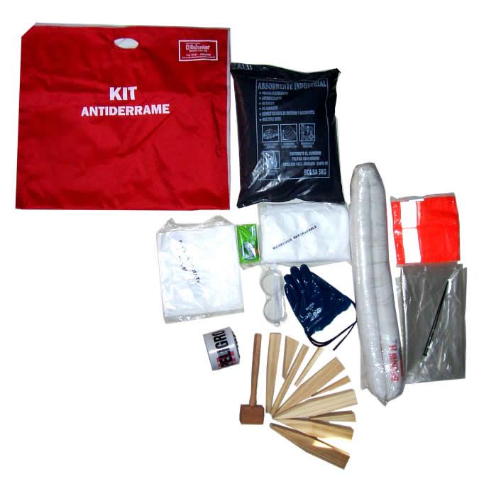 Kit Antiderrame para Camion