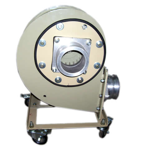 Ventilador y aspirador de cirterna SOPLA